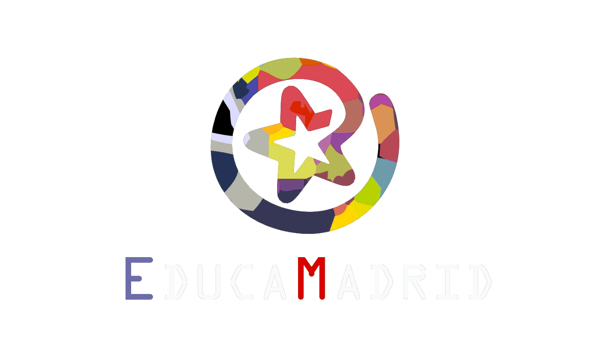 Logo educa madrid
